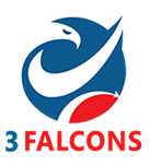 3FALCONS Logo